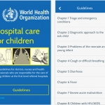 WHO e-Pocketbook of Hospital Care for Children By The Royal Children's Hospital