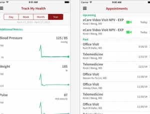 Stanford MyHealth app lets patients do virtual doctor visits, schedule appointments, and review records