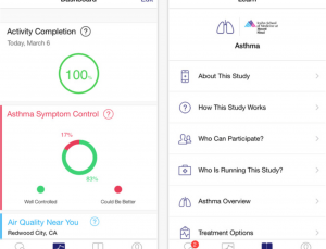 ResearchKit apps aren't just collecting data, they're helping manage medical conditions
