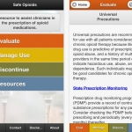 Safe Opioids medical app