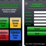 Palliate Guide app for iPhone iPad