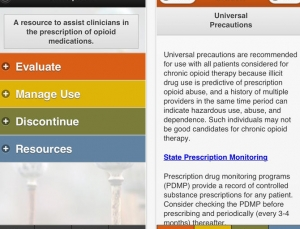 Safe Opioids app aims to prescribe narcotics more appropriately with patients
