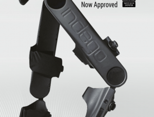 Indego Limb Exoskeleton can now be controlled with app