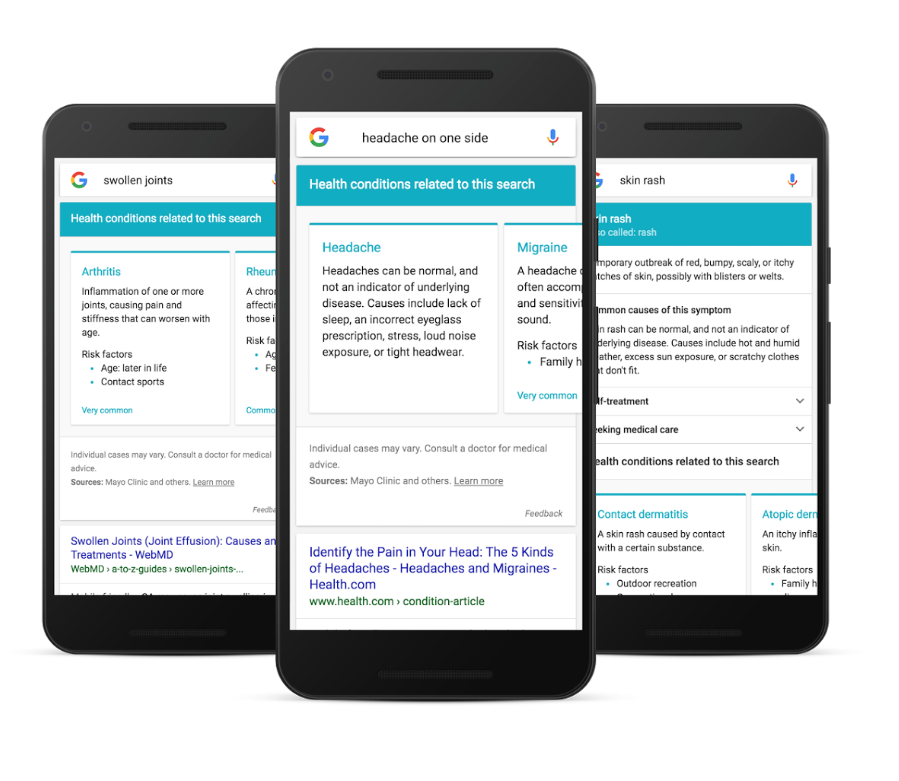 Google Health: Google's New Filtered Medical Search Results Welcome News
