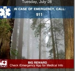 iEmergency App Provides ICE Information in Unique Ways [App Review]
