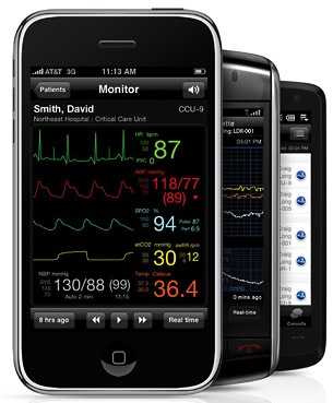 Turning your iPhone into a Portable ICU Monitor