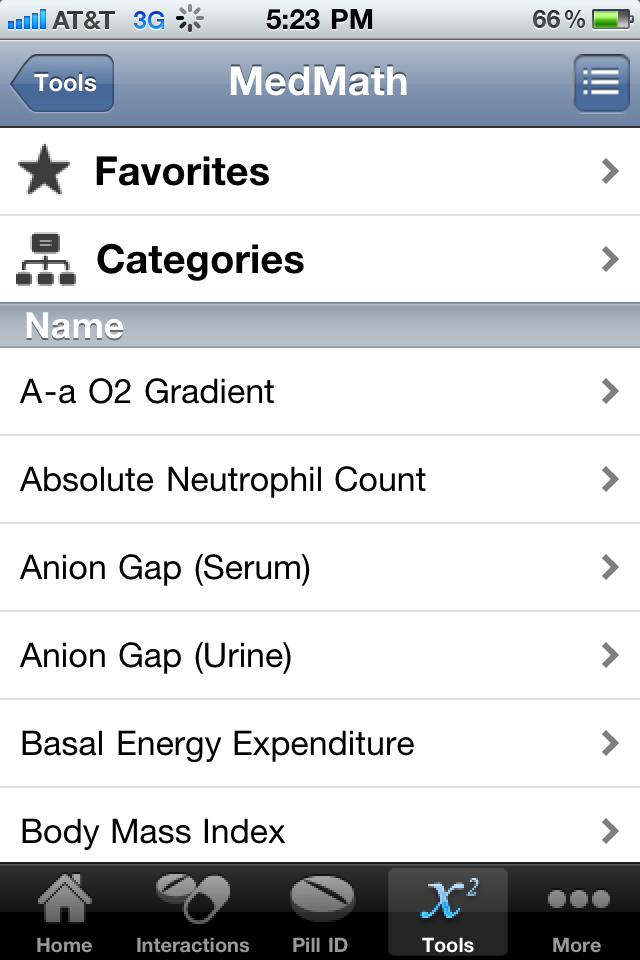 The best free Medical Calculator apps for the iPhone