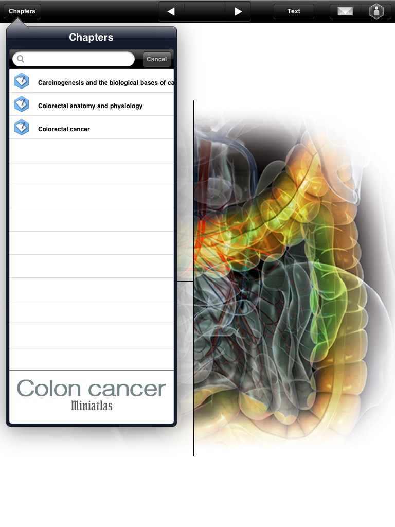 Colorectal Cancer Miniatlas is a great tool for improving patient ...
