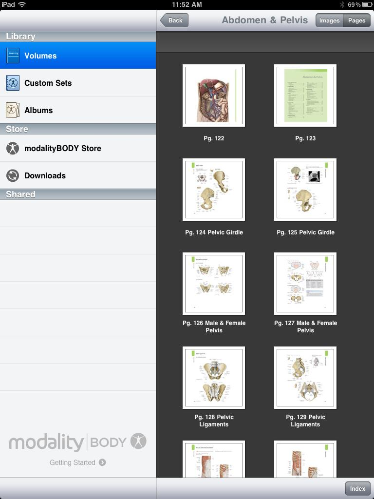 Modalitybody Thieme Atlas Of Anatomy App For Medical Students And