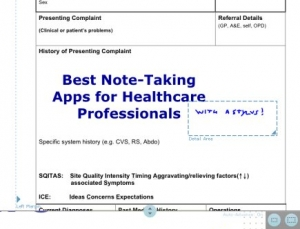 The best iPad note taking apps to use with stylus pens