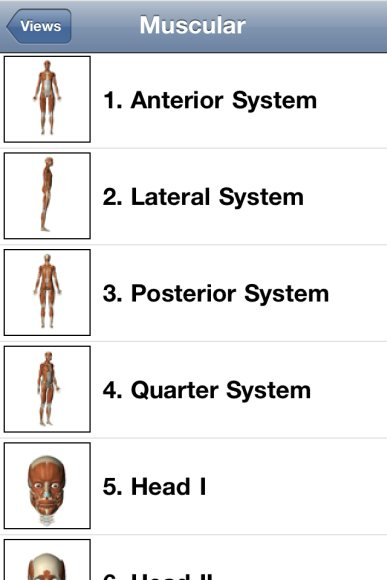 The Best Anatomy App For Physicians And Med Students On The Iphone