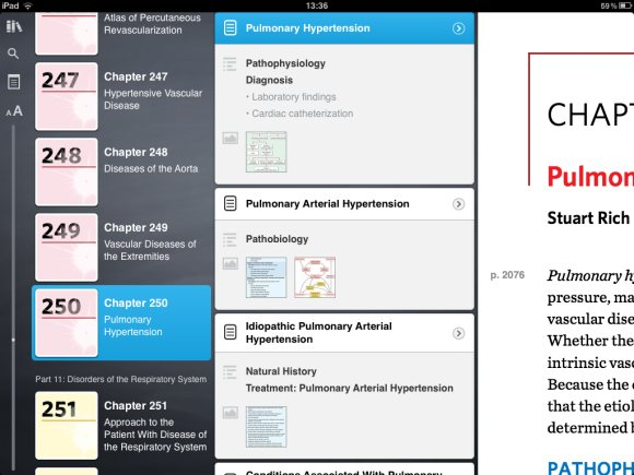 Harrisons principles of internal medicine iphone ipad review 04alt fandeluxe Gallery