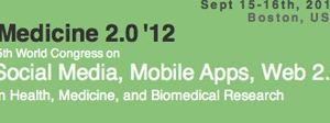 Medicine 2.0 Congress abstract deadline extended, submissions already double prior year