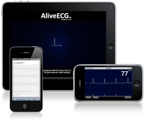 AliveCor on devices