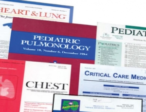 A complete list of all academic medical journals available for the iPad