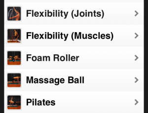 Physioadvisor is an app for carrying out physical therapy exercises at home