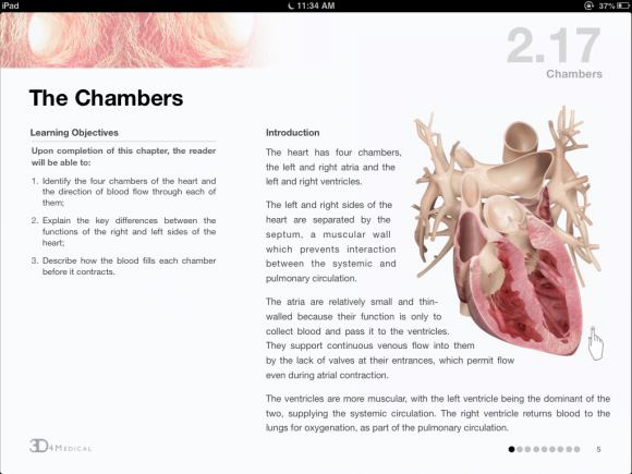 the heart is an interactive medical ibook for ipad iBook Author for PC iBooks Author for Windows