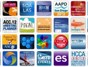 My personal pet peeve is medical apps for specific conferences