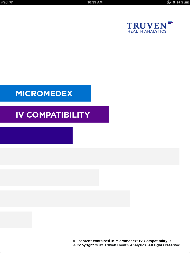 IBM Micromedex with Watson - Overview - United States
