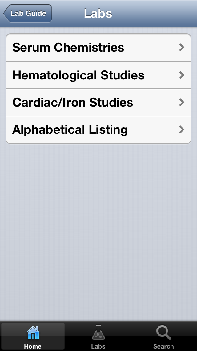 Medical students can learn lab values on their phones with