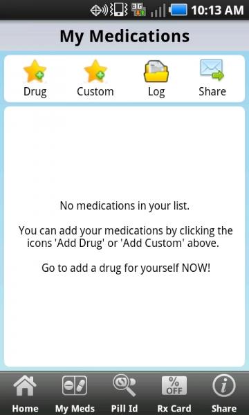my meds