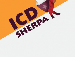 ICD Sherpa app is a searchable database of ICD-10 codes