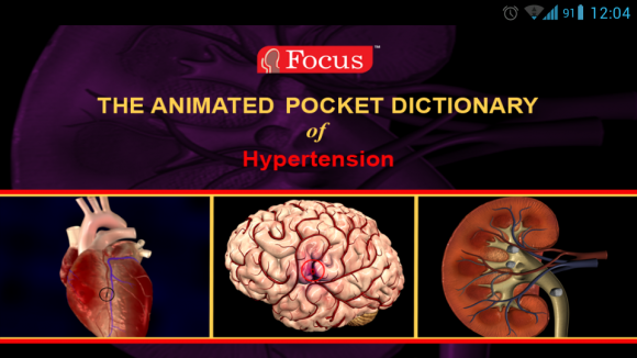 Animated Dictionary of Hypertension