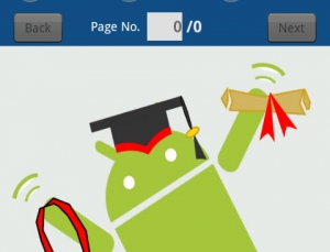 Scholar Droid shines as a Google Scholar mobile search engine