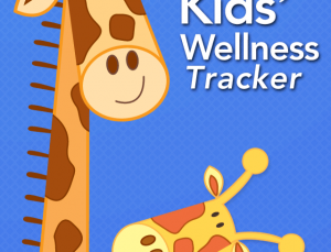 Kids' Wellness Tracker app tracks your child in sickness and in health