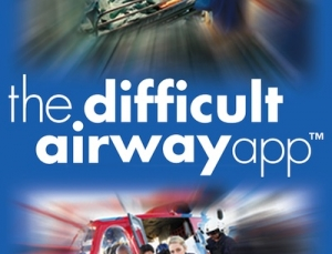 The Difficult Airway App is an essential tool for Emergency Physicians