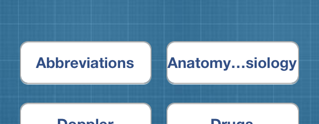 Cardiology Flashcards Extra app hopes to educate healthcare professionals over cardiology basics