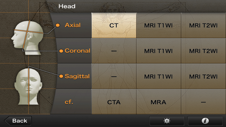 Interactive CT and MRI Anatomy Android medical app review