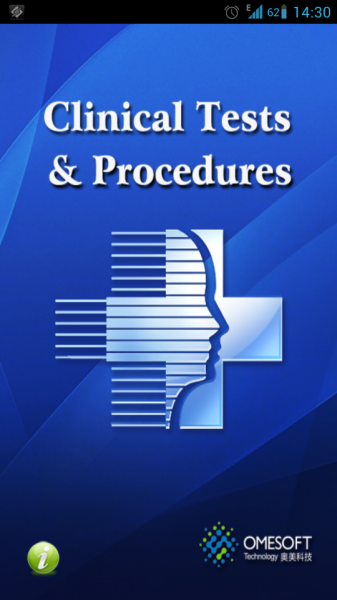 Clinical Tests & Procedures