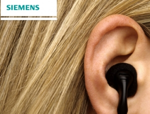 Siemens Hearing App Screens for Need for Professional Hearing Assessment