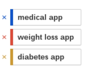 Google Trends data highlights medical and healthcare app growth
