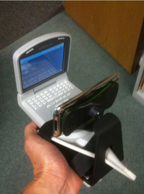 ultrasound ipod