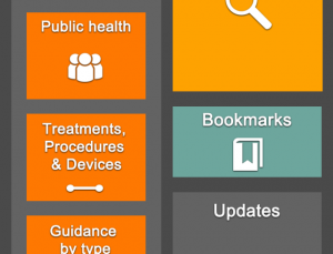 Official NICE medical app brings guidelines to all UK clinicians for free