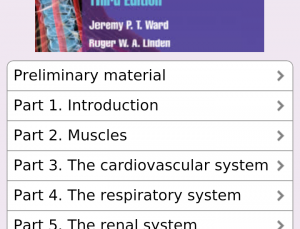 Android Physiology at a Glance app might not be worth glancing at