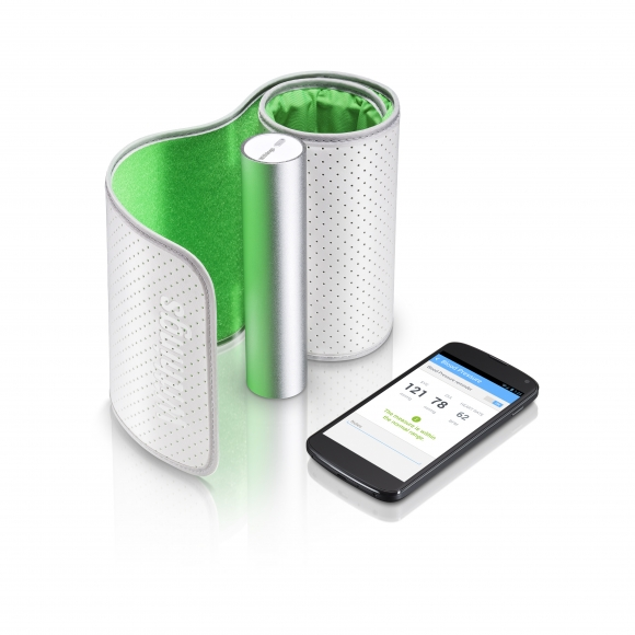 withings blood pressure cuff