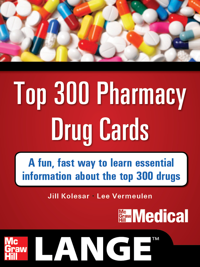passcpje pharmacy law review for cpje california federal laws the controlled substances act top 300 drugs hospital policies simplified notes