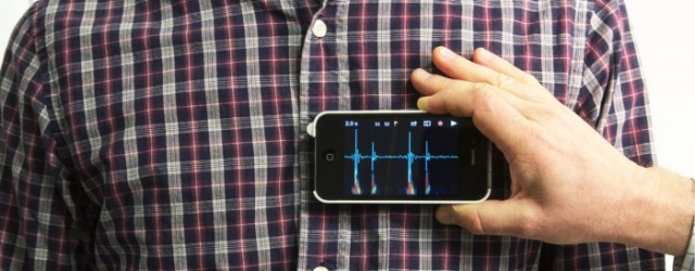 3D printer used to make iPhone case that functions as stethoscope