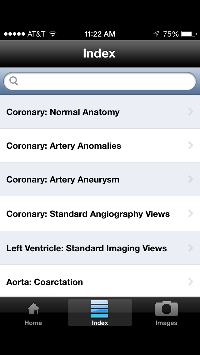 CathSource iPhone and iPad Medical App Review