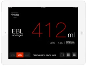 iPad app that measures estimated blood loss receives FDA approval