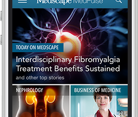 Medscape's MedPulse app review, aggregated news for medical professionals