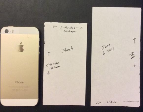 iphone 6 plus experiment
