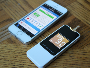Verio sync review, first iPhone bluetooth glucose meter is flawed
