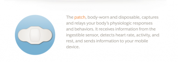 the patch health device