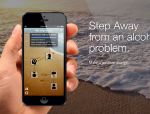 iPhone app empowers patients to independently manage alcohol addiction