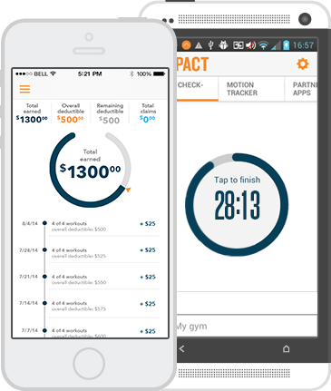 Health App Pact Saves Hundreds On Health Insurance For