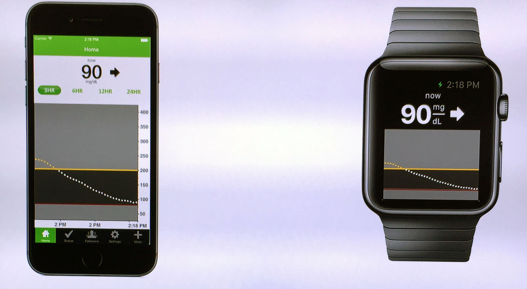 Dexcom teases Apple Watch for diabetes monitoring at CES ...
